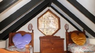 Wendy house bedroom