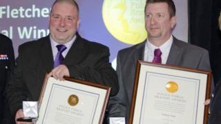 National Police Public Bravery Awards