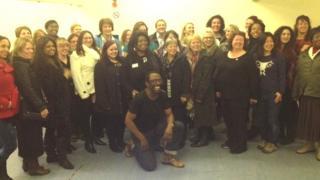 Royal & Derngate Community Choir with Ashley Ingram