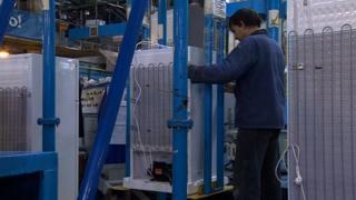 Refrigerators plant in Donetsk