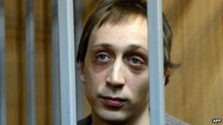 Pavel Dmitrichenko