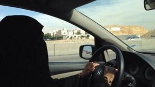 Saudi women's rights campaigner, Aziza al Yousef