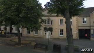 Witney post office