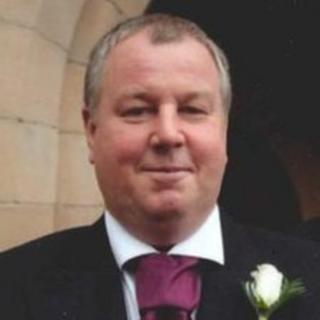 Victim Steven Langley