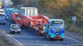 The transformer load