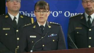 Chief Supt Jennifer Strachan (1 Dec 2013)