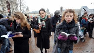 French readers
