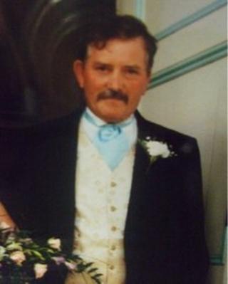 Neil Edward Roberts from Ballabeg