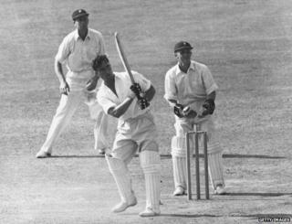 Denis Compton, 1947 test