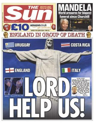 Sun front page 7/12/13
