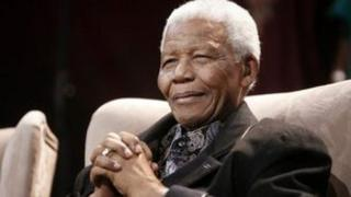 Nelson Mandela died on Thursday at the age of 95