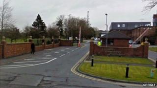 Lancashire Constabulary Headquarters