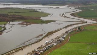 River Blyth estuary