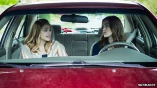 Chloe Grace Moretz and Keira Knightley