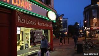 loan shop