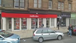 Ladbrokes on Crichton Place in Edinburgh