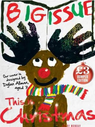 Big Issue cover