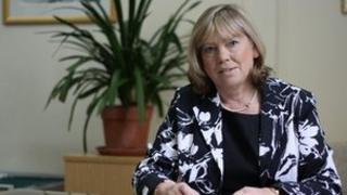 Jane Scott - image courtesy Wiltshire Council