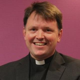 Right Reverend Canon Graham Usher