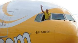 Scoot Chief Executive Campbell Wilson