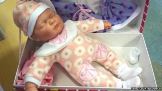 """""""Dangerous"""" dolls on sale in Essex"""