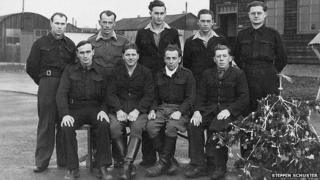 German prisoners of war in Ely, Cambridgeshire