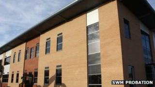 Dudley Probation Service new building