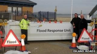 Flood Response Unit