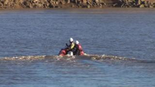 Search on River Trent