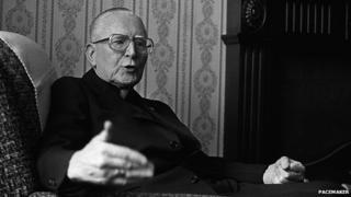 Bishop Cathal Daly