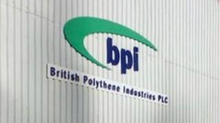 BPI premises in Greenock