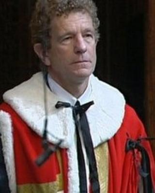 Lord Faulks QC
