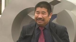 Martin Lai leaves Exeter Crown Court