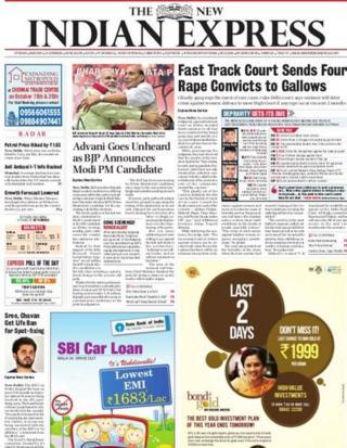 A Delhi court sentences gave death sentences to four convicts in the brutal Delhi gang-rape case