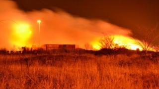 Wilton fire