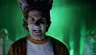 Ylvis in What Does The Fox Say