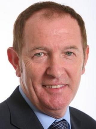Kevin Barron MP
