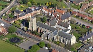 Great Hospital, Norwich