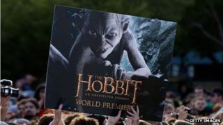 The Hobbit film poster