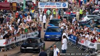 Brighton Speed Trials