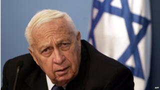 Ariel Sharon (November 2005)