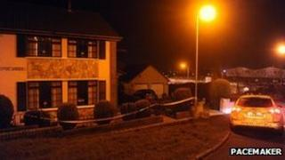 Ballyduff Gardens scene of alleged stabbing