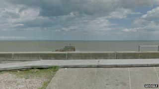 Ness Point jetty