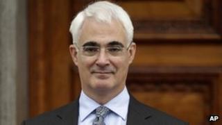 Alistair Darling is leader of the Better Together campaign
