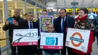 Ticket office referendum campaign launched