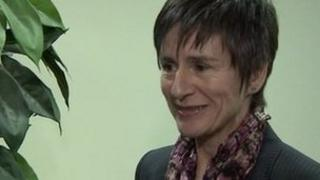 Suzette Davenport, new Chief Constable of Gloucestershire Police