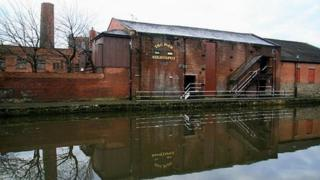 Wigan Pier night club