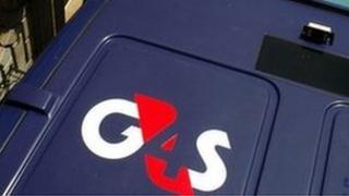 G4S van