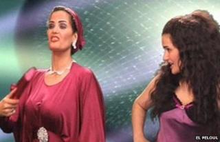El Masry mocks Qatari royalty