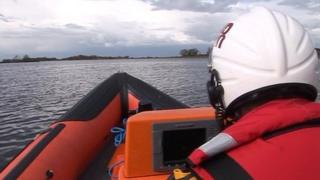 Lough Neagh lifeboat